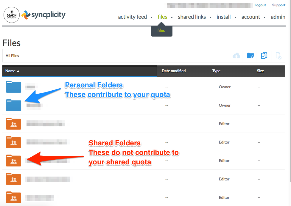 Syncplicity File Sharing Software