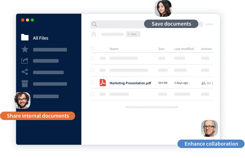 ownCloud File Sharing Software